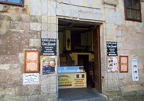 CASA QUEVEDO - Obrador en Santillana del Mar