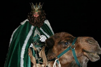 Cabalgata de Reyes en Santillana del Mar_256