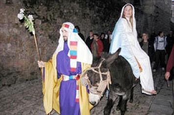 Cabalgata de Reyes en Santillana del Mar_248