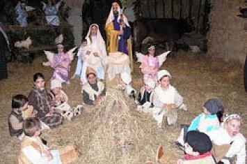 Cabalgata de Reyes en Santillana del Mar_253