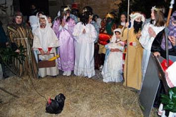 Cabalgata de Reyes en Santillana del Mar_247